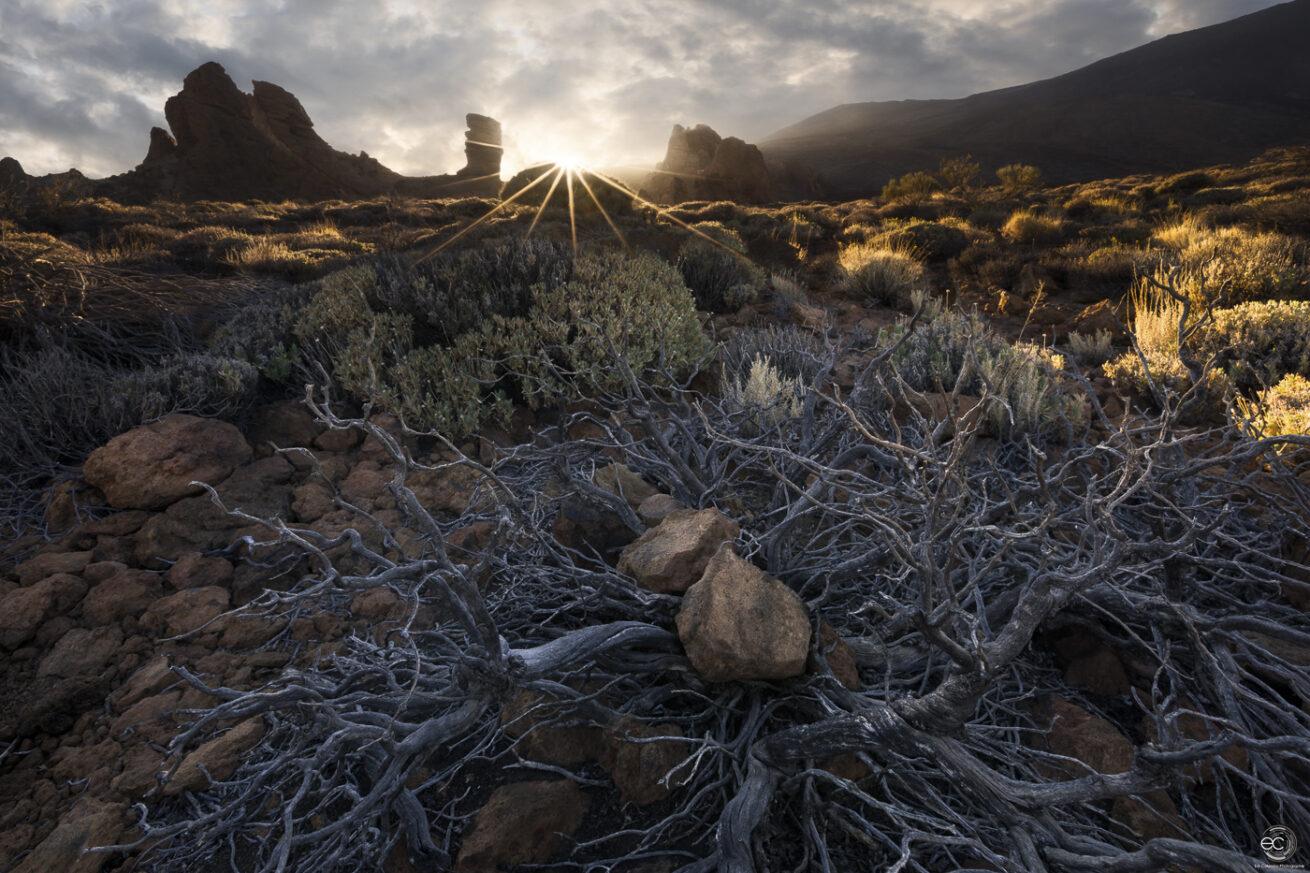 Teide - tramonto 2