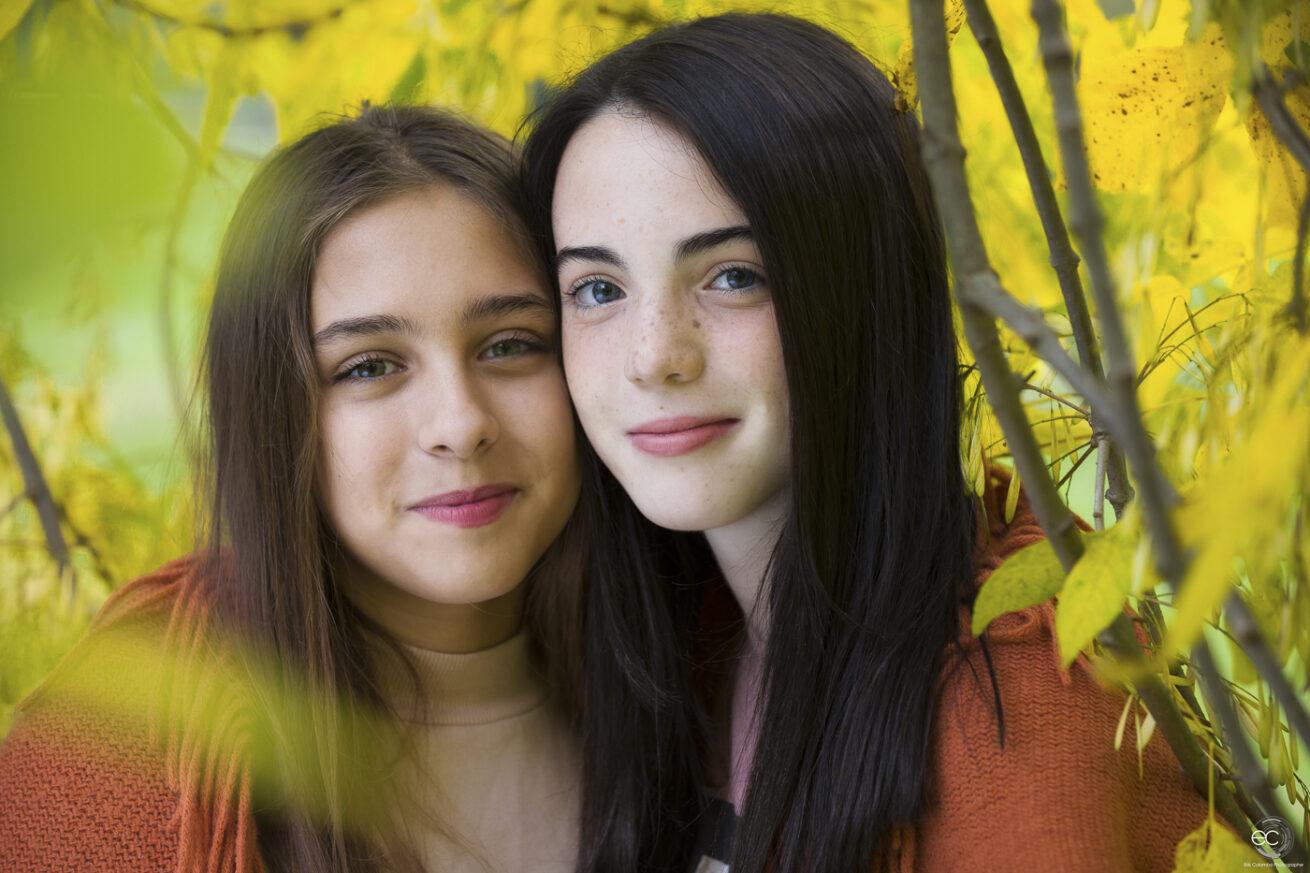 Sharon e Alice