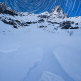 Cervinia - startrail
