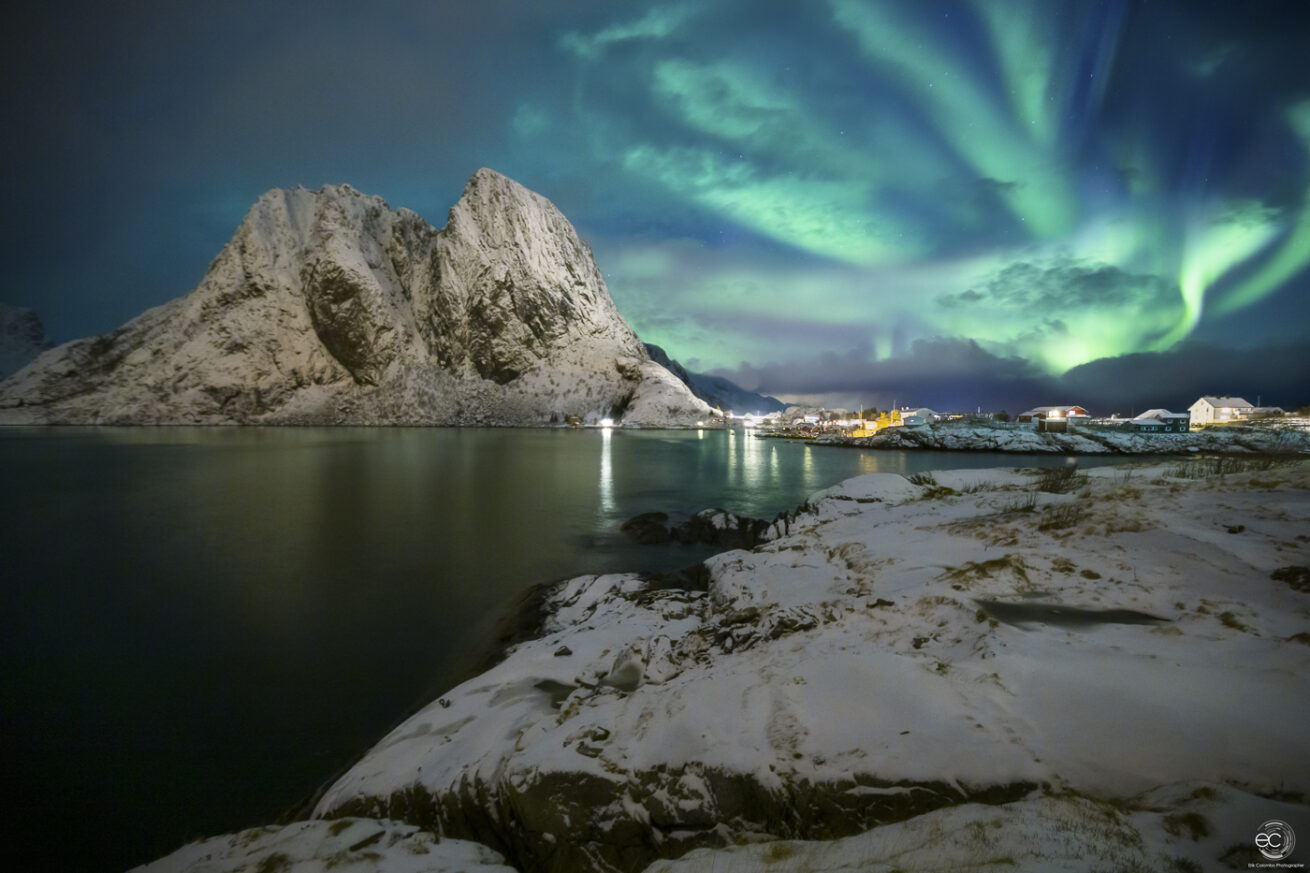 Hamnøy - Aurora